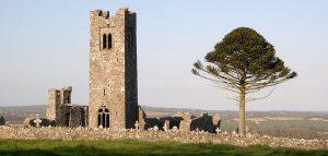 The Hill of Slane heritage Boyne Valley