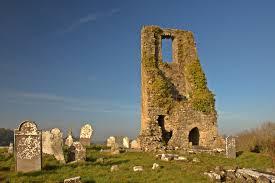Ardmulchan medieval church Slane Boyne Valley