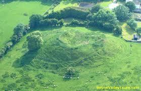 Dowth passage tomb Slane