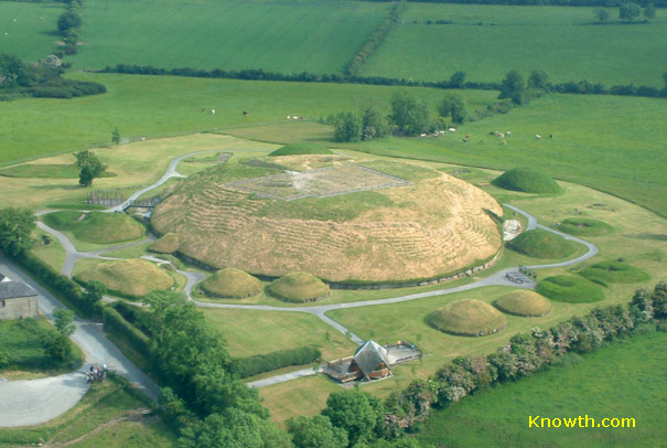 Knowth passage tomb Slane Co. Meath