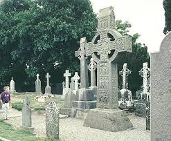 Muireadach's Cross Monasterboice Boyne Valley Slane