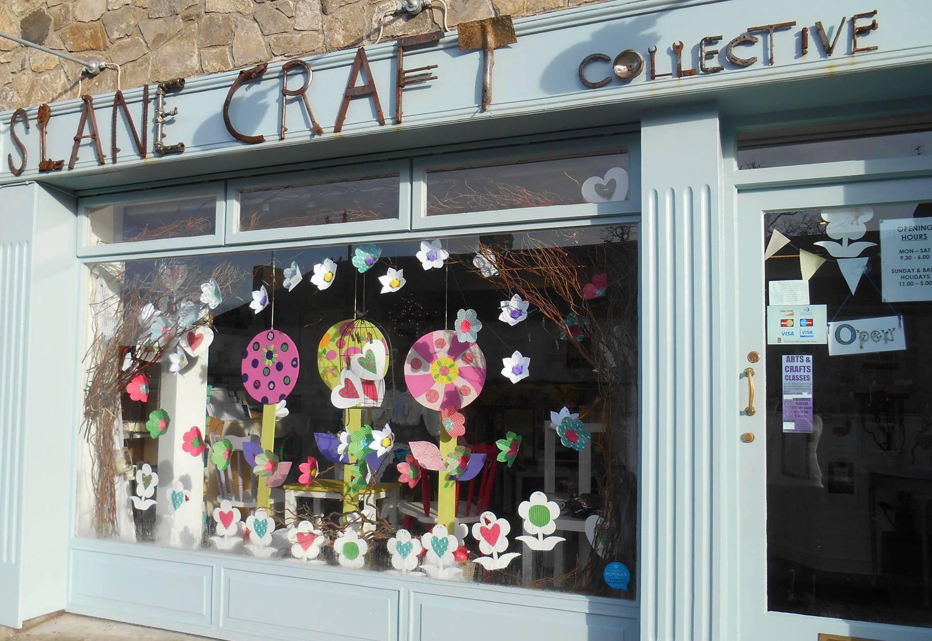 Slane Craft Collective, Main Street Slane
