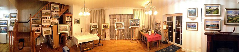 Pat's Art Studio Slane