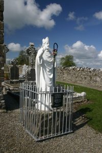 St. Patrick Hill of Slane Co. Meath Boyne Valley