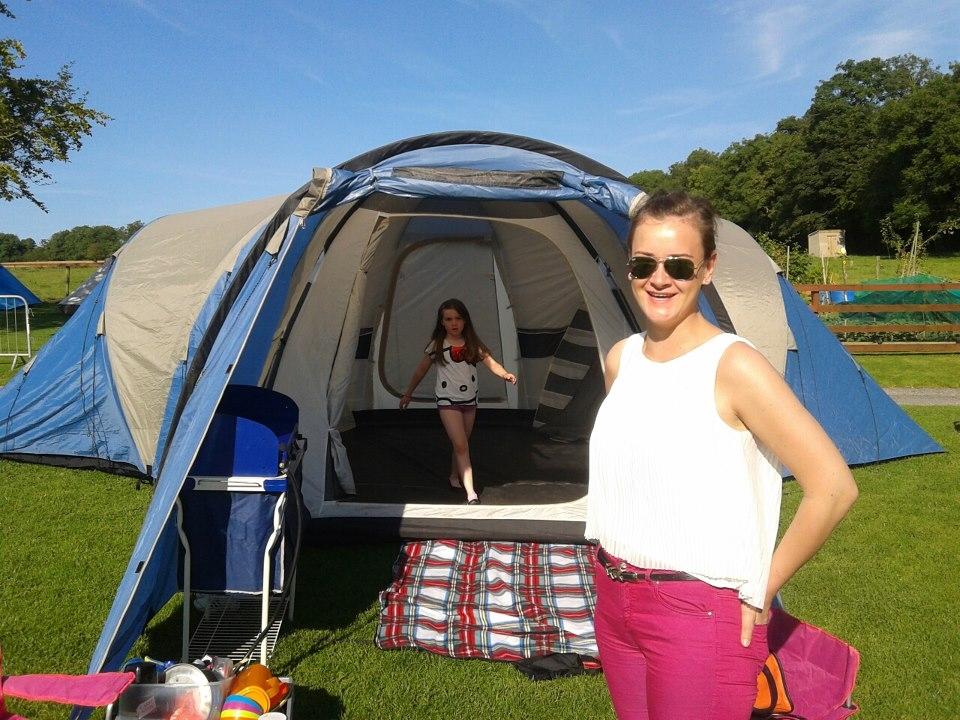 doreen-in-camp-site-slane-farm-hostel